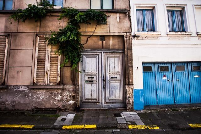 Reformar la fachada