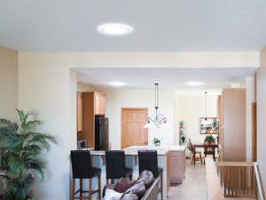 Iluminación natural sin electricidad
